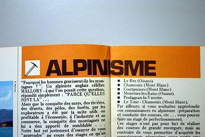35 Alpinisme, coll. Raymond Gired - Copi