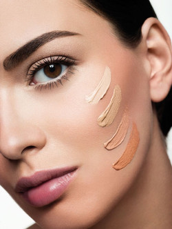 Makeup odstíny