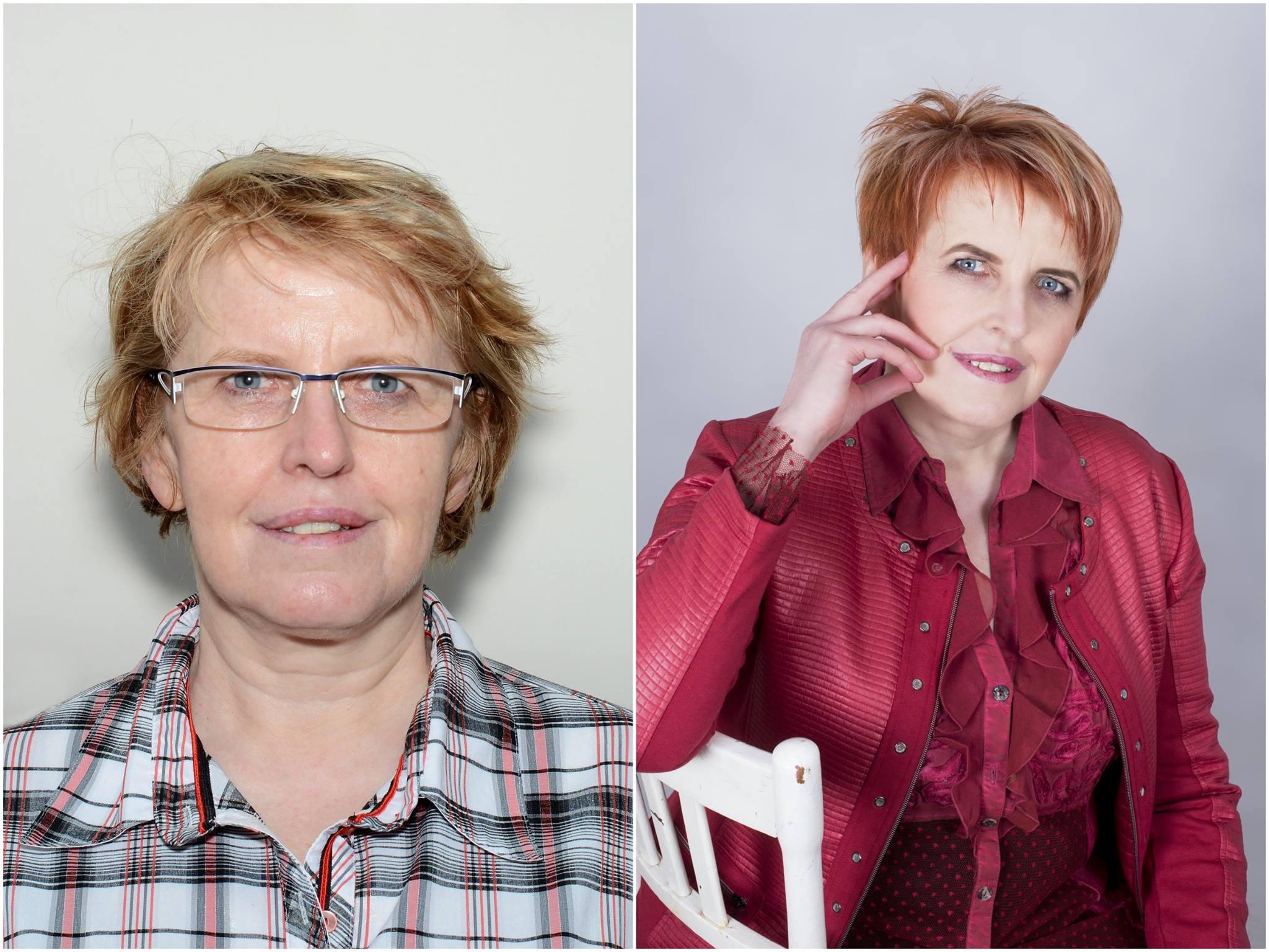 paní Jaroslava