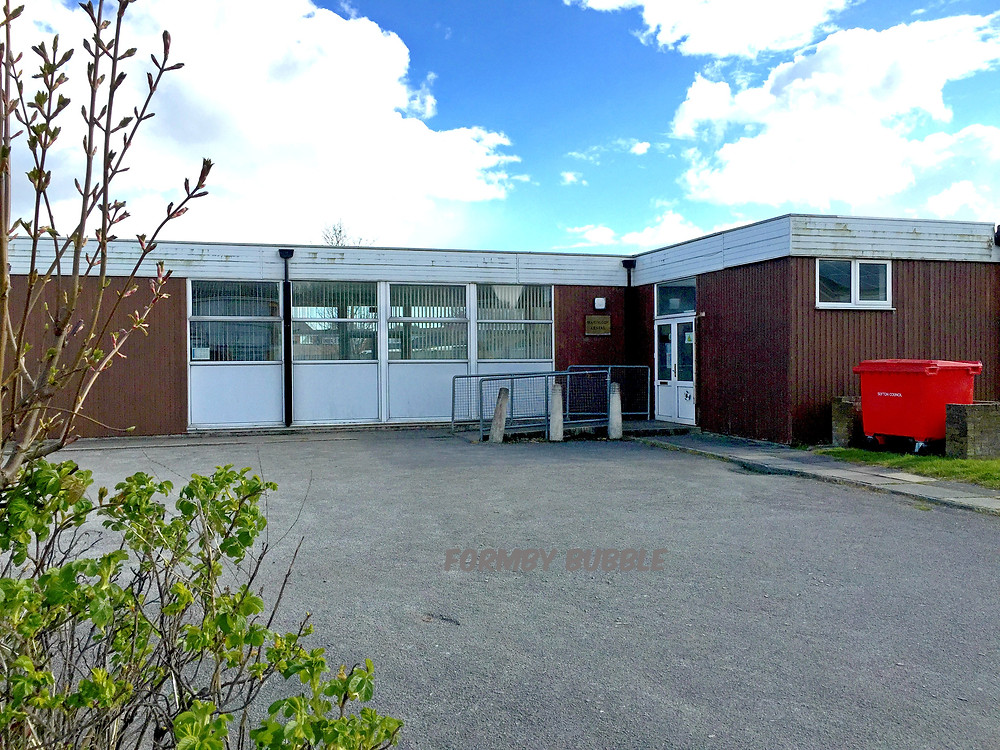 The Harington Centre Front View.jpg