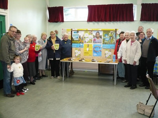 Formby United Reformed Church held a Fairtrade Coffee Morning