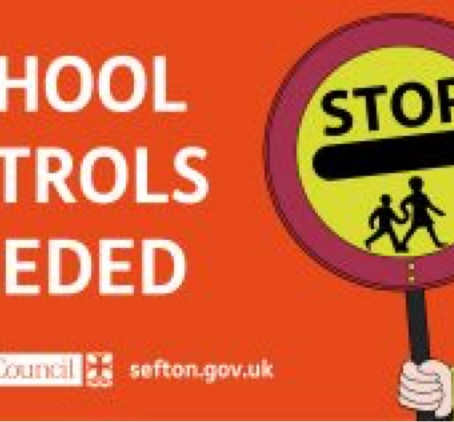 Sefton Council is currently recruiting school crossing patrols across the borough