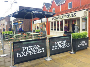 Pizza Express restaurant it set to open in Formby this Monday
