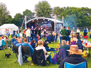 The 7th Formby Festival comes to Duke Street Park on 19th to 21st July 2019