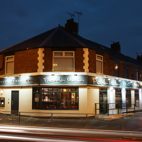 Litherland businessmen have transformed the former NatWest on Sefton Road into Piccolia Italia