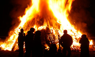 Local Bonfire and Fireworks displays from Friday 2nd to 5th November in Formby, Hightown and across