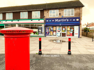 Harington Road Post Office is closing down due to the resignation of McColls Retail Ltd
