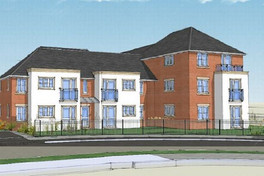 Sheltered apartments plan for former school in Formby