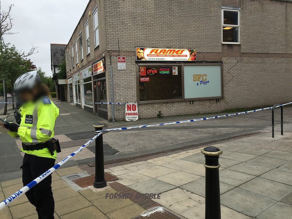 Incident in Formby Village 22nd May 2015 (6).JPG