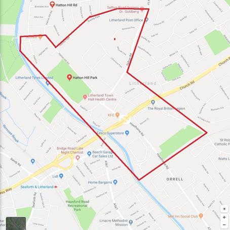 Dispersal zones set up across Sefton to deal with Mischief Night and Halloween