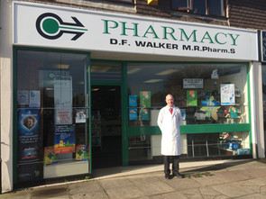 Chemists and Pharmacies open this festive period in Formby and Southport