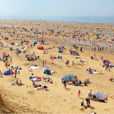 Advice from National Trust Formby about planning your visit to Formby this weekend