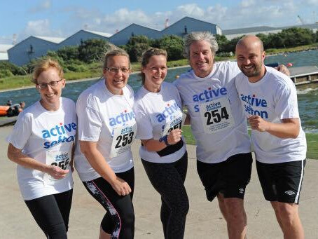 The 5K Challenge at Crosby Lakeside is back on 20th June