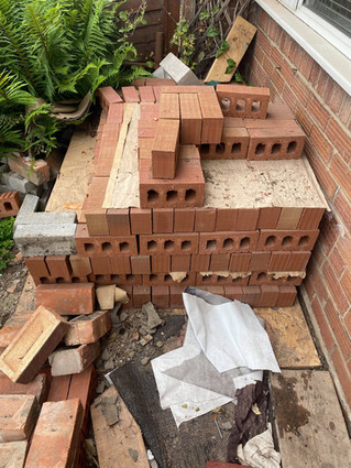 Over 400 Bricks for sale for £50