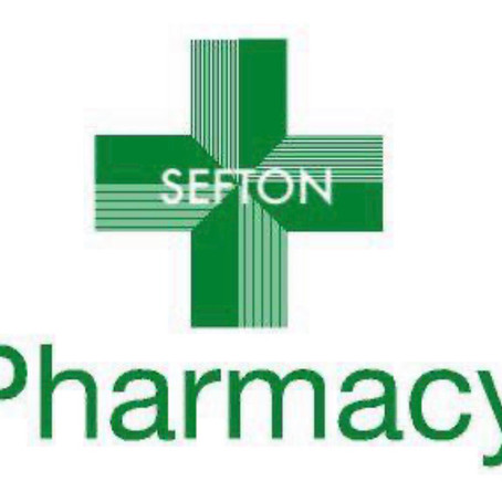 Sunday Pharmacists around Sefton just in case you are feeling poorly