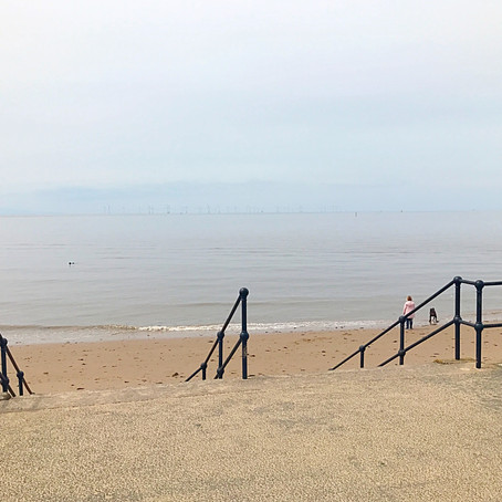 Fire and Rescue teams have rescued people stuck in mud on the beaches at Crosby and Ainsdale