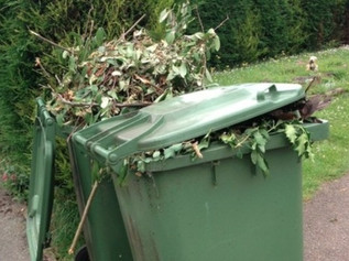 Final pick up of your green bin in Formby Monday 27th November, till March 2018