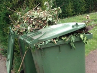 Don't forget to put out your green bins tonight for the first collection of the year in Formby