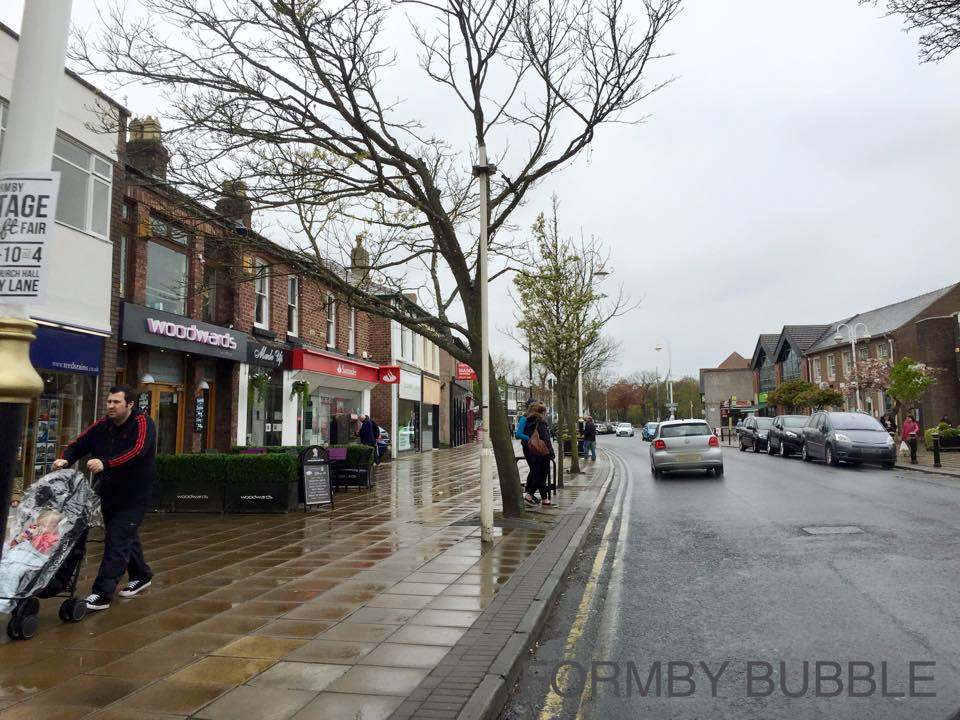 Chapel Lane on a wet day in May 2015.jpg