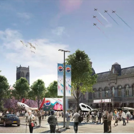 Southport Town Deal has been shortlisted for prestigious planning award