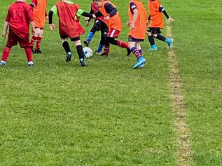 Formby Junior Sports Club Football will be starting again on Saturday 3rd April at Deansgate Fields
