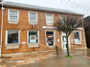 HSBC are closing 82 of their branches this Summer, including Formby