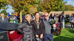 The Classic and Speed event in Southport was a great success and Mayor of Sefton said it was awesome