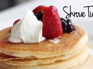 What is Shrove Tuesday and Ash Wednesday?