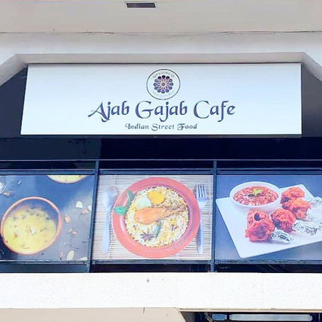 New Indian Restaurant opening soon in Formby called Ajab Gajab Cafe - Something different & amazing