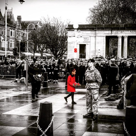 Remembrance Day Services will take place across Sefton next week