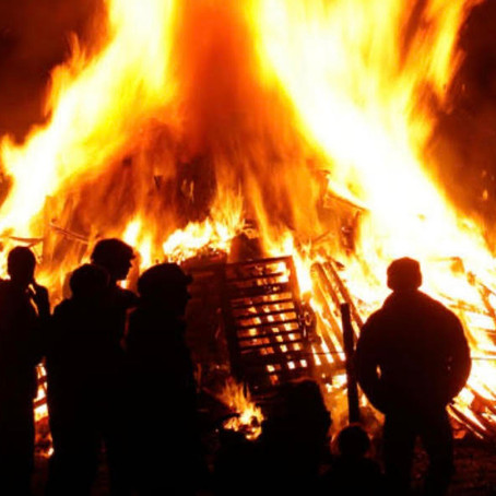 Bonfire and Firework Displays across Sefton 2019