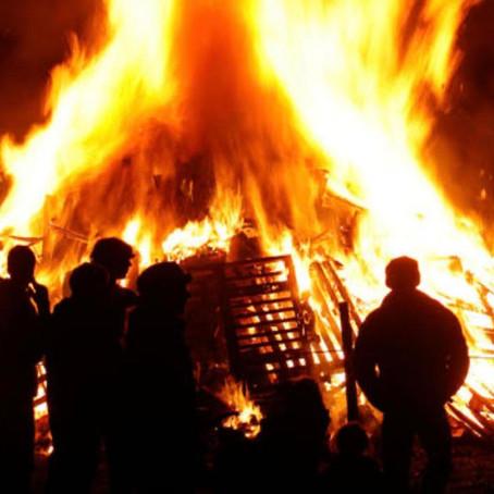 Bonfire and Firework Displays across Sefton 2019
