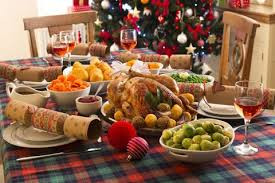 Don't spend Christmas Day on your own - Enjoy a Christmas dinner at Formby Luncheon Club