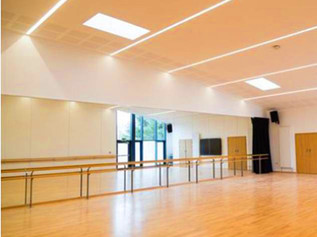 Range High plans to open a new Dance Studio at the school