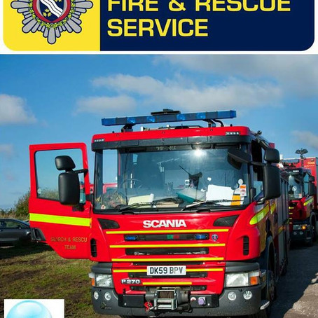 Three fire engines attendedincident at a building in southport