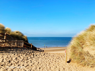 Good Morning on Tuesday 10th August. Patchy cloud and lots of sunny spells in Formby