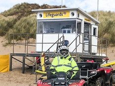 Merseyside Police find two missing children on Formby beach