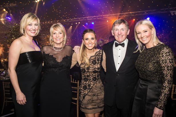 Kenny and Marina Dalglish at the Marina Dalglish Grand Ball.jpg