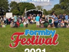 This years Formby Festival has been postponed until July 2022