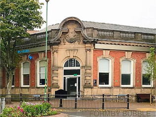 A sad day as Barclays Bank in Formby will be closing its doors forever at 12 noon today