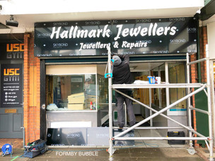 A Jewellers shop with a difference opening soon in our Bubble called Hallmark Jewellers