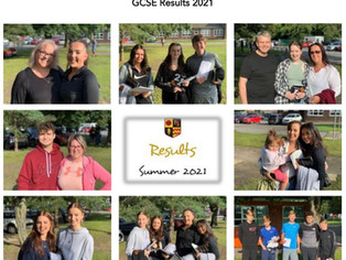 Outstanding achievements of students in Formby High School GCSE Results today after such a hard year