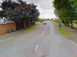 Flaxfield Road will be closed tomorrow due to Council roadworks