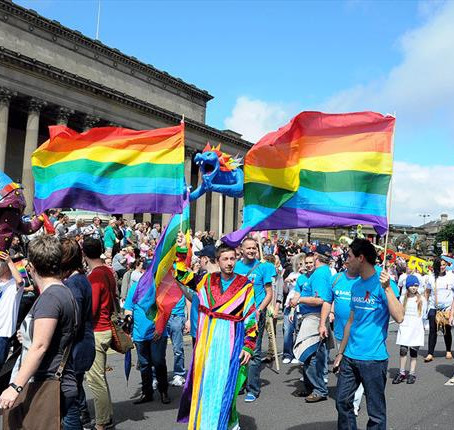 Liverpool Pride has been cancelled including its annual March with Pride for 2021