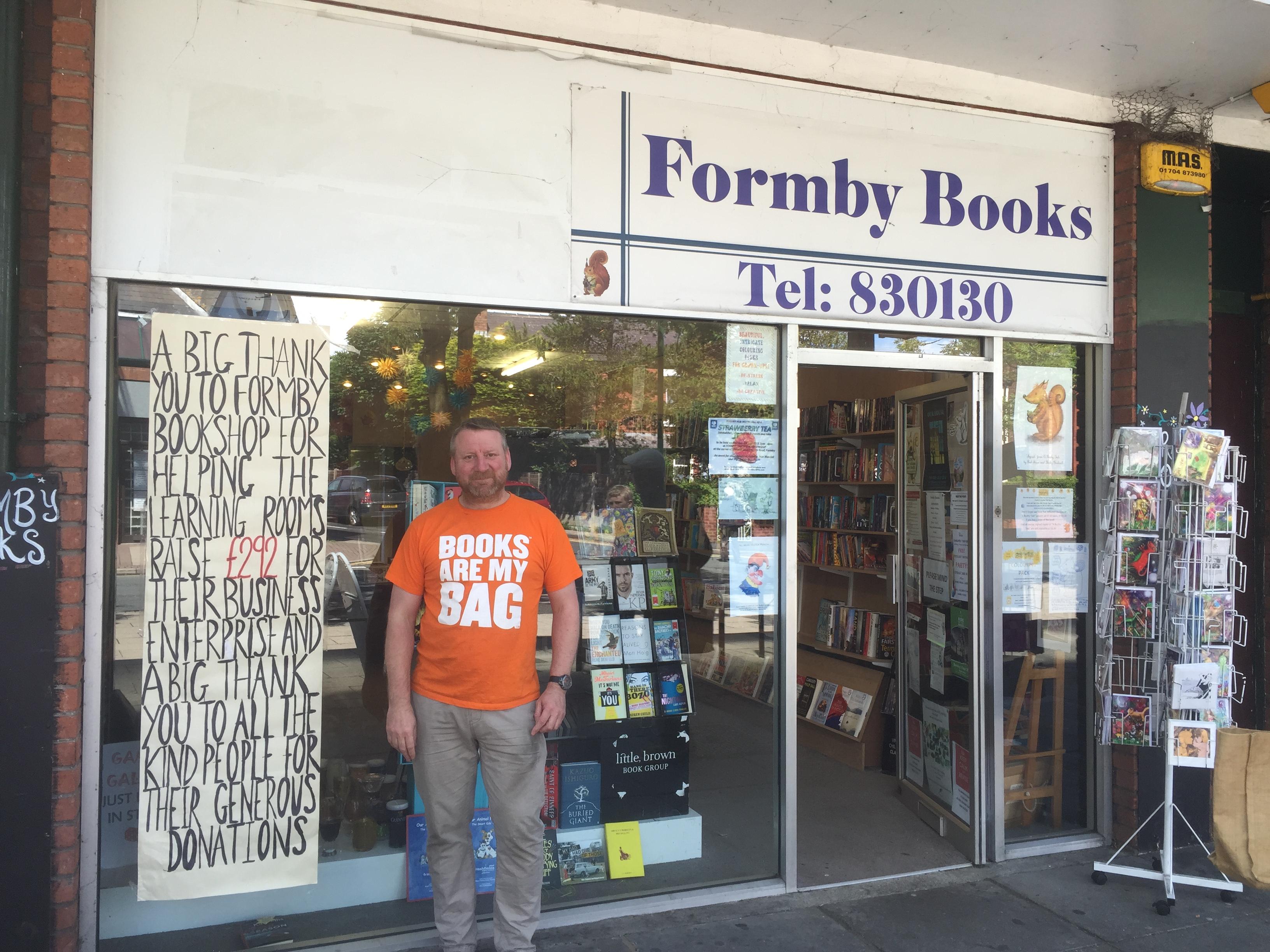 & Formby Books Closes Itu0027s Doors | Formby Bubble