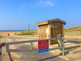 Ainsdale beach is set to re-open to cars from today - Good Friday