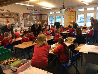 St Jerome's School Chess Event hailed a Great success.