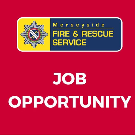 Merseyside Fire & Rescue currently have vacancies within their Fire Service Direct department