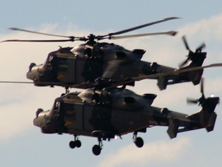 Notification of Military Aviation exercises at Altcar from 16th July for a week up to 3:30am
