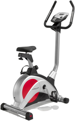 Pure Fitness and Sports MCL800 12-Programs with Heart Rate Control Exercise Bike